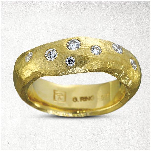 Mega Organic ring