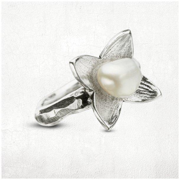 Stjerneblomst ring