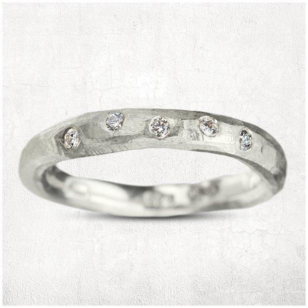 Medium Organic ring