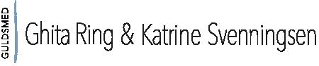 Guldsmed Ghita Ring og Katrine Svenningsen